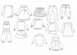 Printable Clothes Templates