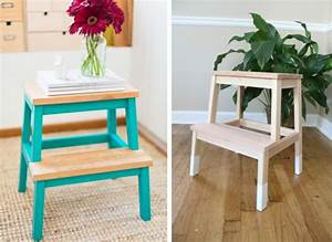 Ikea Bekväm Hack : customiser un marche pied ikea bekv m ikea inspiration and turquoise ~ Eleganceandgraceweddings.com Haus und Dekorationen