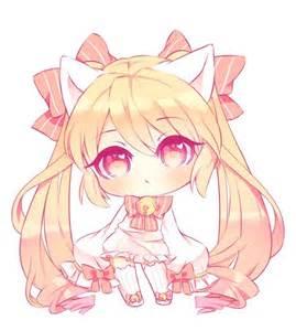 Kawaii Anime Chibi Girl