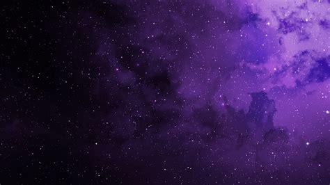wallpaper stars purple cosmos hd space