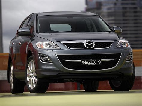 A year later arrived in colombia and is now chasing on several fronts. MAZDA CX-9 specs & photos - 2009, 2010, 2011, 2012 ...