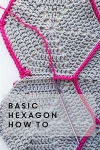 How To Basic : how to basic hexagon gartur stitch farm ~ Buech-reservation.com Haus und Dekorationen
