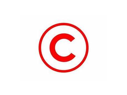 Copyright Symbol Dribbble Copy Icon Logos Lu