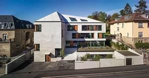 Blocher Blocher Partners : b rohaus blocher blocher partners stuttgart beton ~ Markanthonyermac.com Haus und Dekorationen