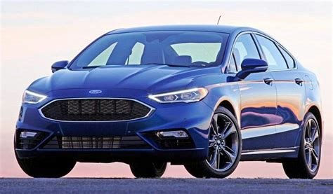 Ford Fusion Horsepower by Ford Fusion 2020 Sport Mpg Specs Horsepower Gas Mileage