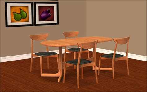 Mod The Sims  Sims 3 Umlautaspiel Chair Paired W The