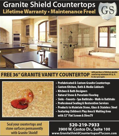granite shield countertops 3900 w costco dr suite 100