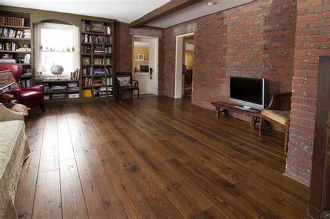 antique resawn oak hardwood flooring traditional