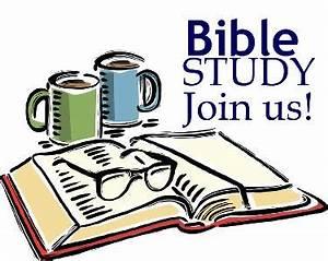 Coosada Baptist... Bible Study