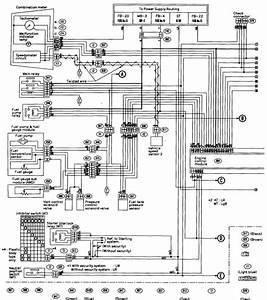 2000 Subaru Legacy L Wiring Diagram