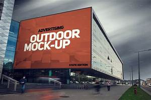 Animated Outdoor Advertising Mock-ups by Genetic96