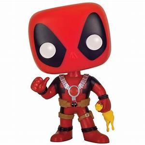 Marvel Deadpool Rubber Chicken Limited Edition Pop! Vinyl ...