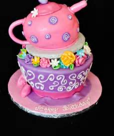 wedding cake topper ideas tea party birthday cake 194 tea party birthday cake