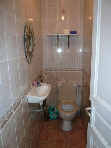 les toilettes photo 9 9 avant les travaux