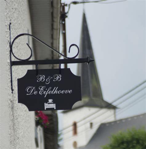 Sitemap  De Eifelhoeve; Bed & Breakfast, Vakantiewoning