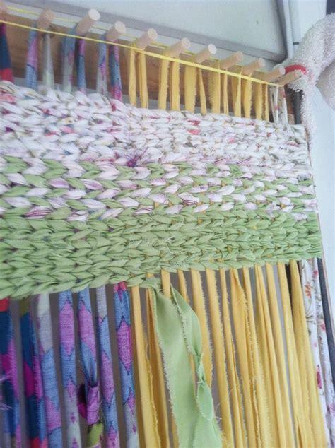 rag rug loom for new rag rug loom my hubby and i made together rug