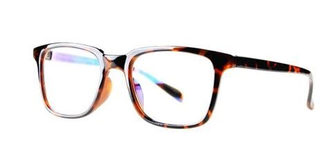 glasses to protect eyes from blue light blue light protector eyewear style 701 brown tortoise tr90