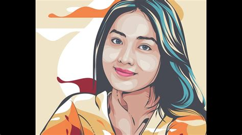 belajar vector tutorial  art adobe illustrator cs