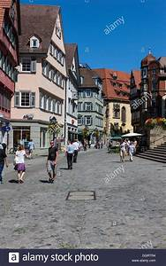 Tübingen Shopping Center : historic town centre of tuebingen swabian alb baden wuerttemberg stock photo royalty free ~ Buech-reservation.com Haus und Dekorationen
