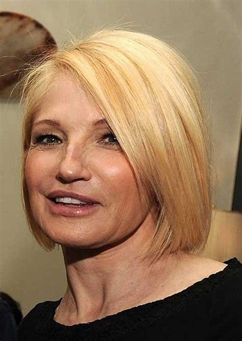 bob hairstyles  older women