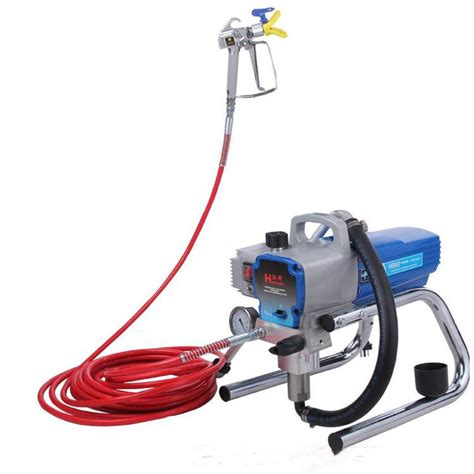 high pressure airless spraying machine h680 h780 paint