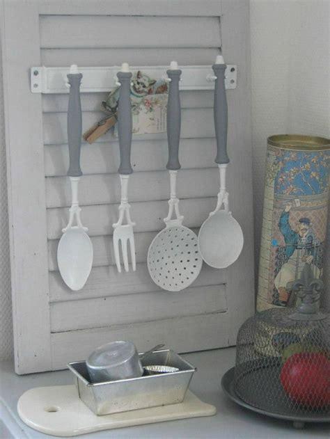 ustensiles de cuisine vintage patinés les aristos