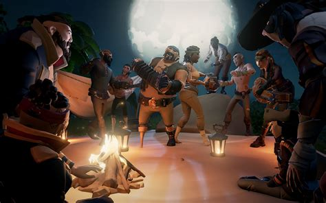 you can play sea of thieves right now anywhere in the