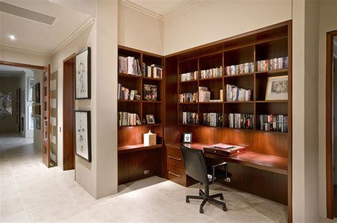 Home Office Design Australia by Dural Project Study Library Modern Home Office