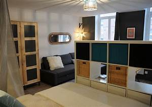 Aménagement Petit Appartement : am nagement petit budget d 39 un appartement lille suite ~ Nature-et-papiers.com Idées de Décoration
