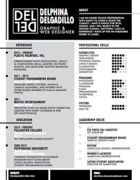 design business cards resumes on business