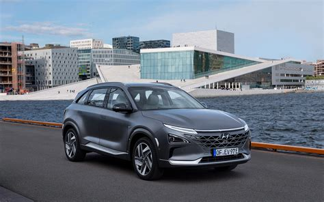 Where Is Hyundai Made by All New Hyundai Nexo The Future Utility Vehicle Made By
