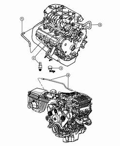 2009 Dodge Nitro Engine Diagram