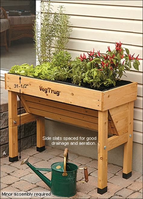 vegtrug wall hugger lee valley tools