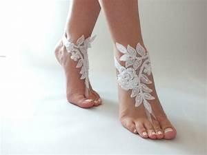 Beach Wedding Sandals Choice Image - Wedding Dress
