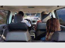 Ford Ranger 2016 Abmessungen, Kofferraum und Innenraum