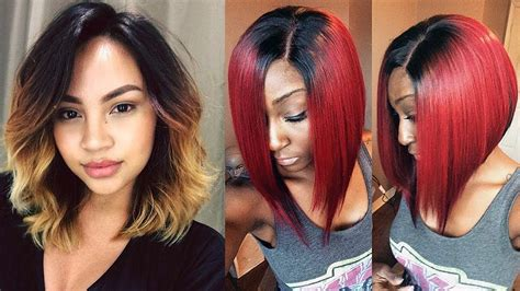 Greatest Bob Hairstyles For Black Women