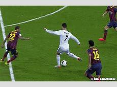 Cristiano Ronaldo is a sore loser SBNationcom