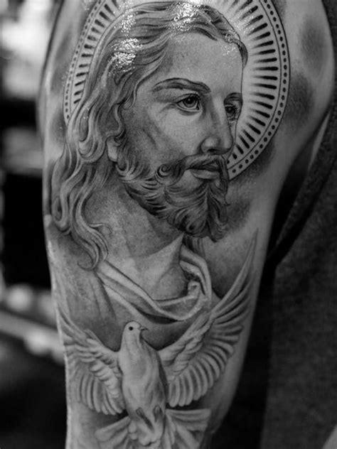 30 Revere Jesus Christ Tattoo Designs | Amazing Tattoo Ideas