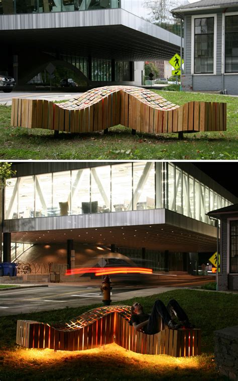 creative benches  seats