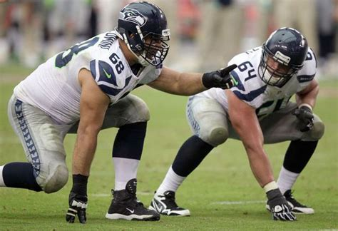 seattle seahawks jr sweezy proves   quick study