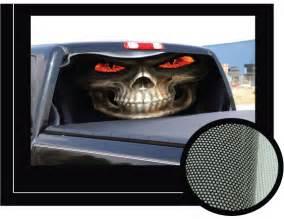 Pickup Truck Rear Window Graphics