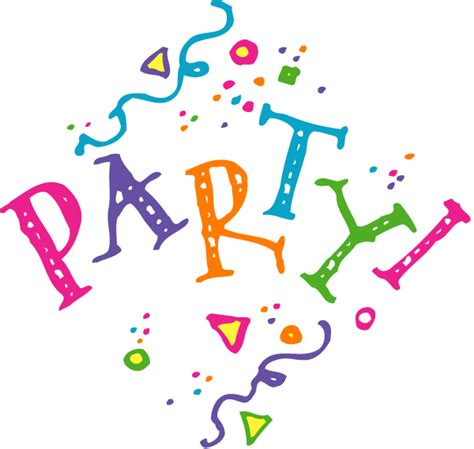 Image result for party clip art free