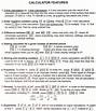 Calculator Activity
