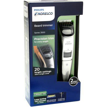 philips norelco beard trimmer model qt walmartcom
