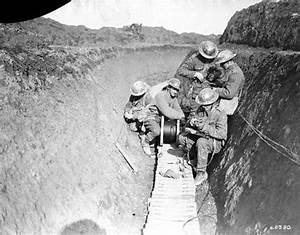 When Did They Dig Trenches For Ww1  How Come They Weren U0026 39 T