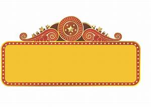 Marquee free images at clkercom vector clip art for Theatre sign clipart