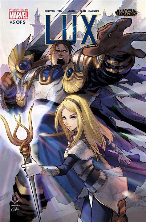 issue  comics universe  league  legends