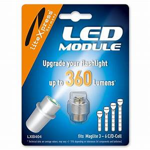 Litexpress Lxb404 Led Upgrade Module 360 Lumens For 3