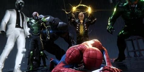 marvels spider man  villains  expect