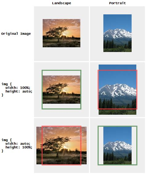 Css Scale Background Image Proportionally Scale Or Crop Images Using Css Salman S